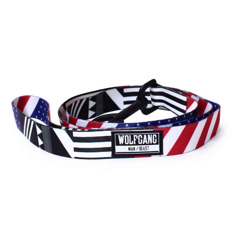 WOLFGANG PledgeAllegiance Leash (M size)