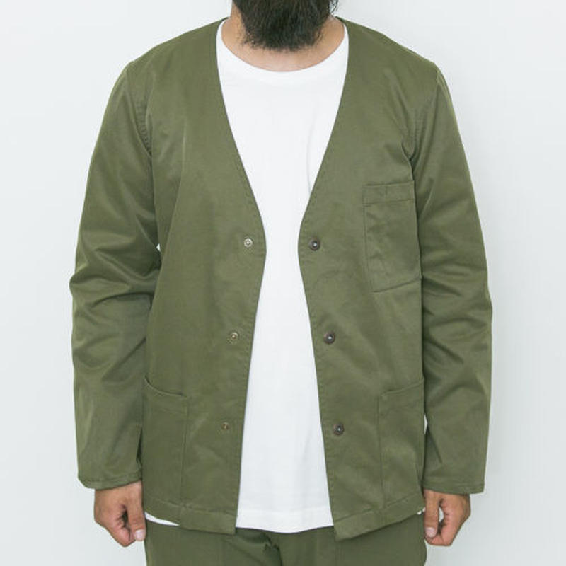 DEEPER'S WEAR FAST PASS ENGINEER JACKET / KHAKI /