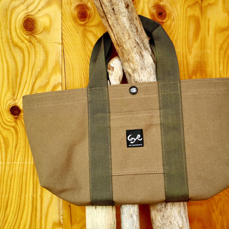 GYR  BY  HALFTRACKPRODUCTS Peg Tote