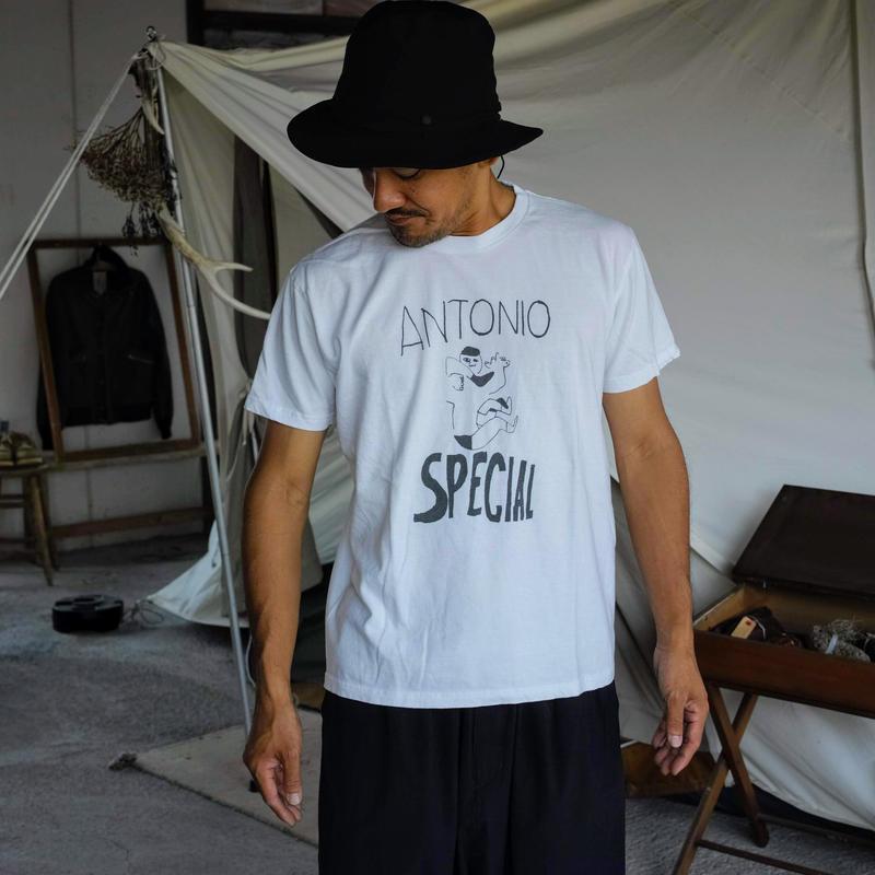 TACOMA FUJI RECORDS, ANTONIO SPECIAL LOGO 2019