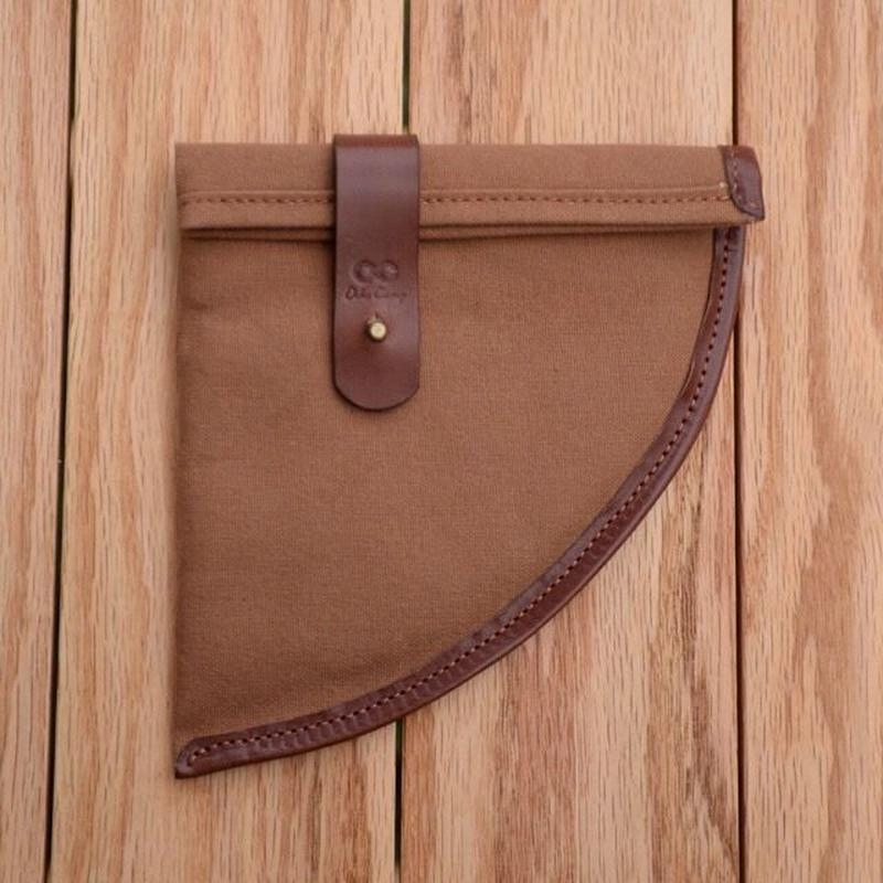 Ocho Camp, COFFEE FILTER WALLET