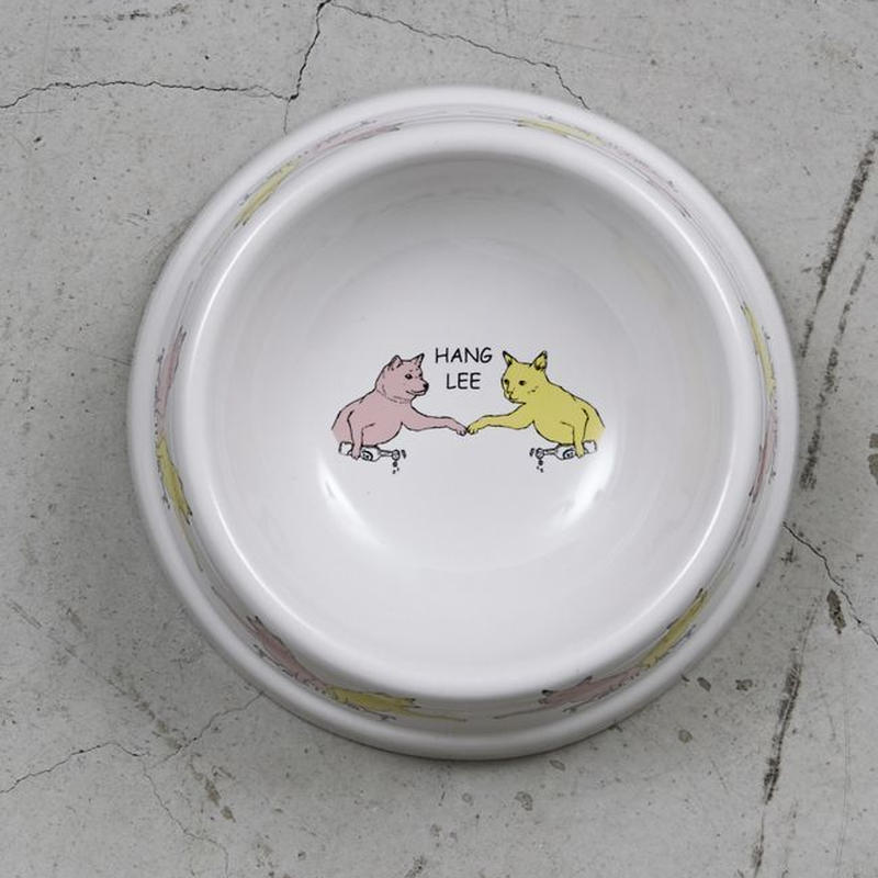 AlexanderLeeChang  HANG LEE PET BOWL