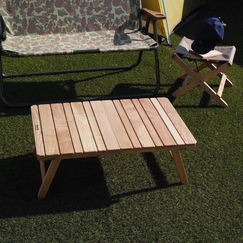 Peregrine Furniture,WIng Table タモ