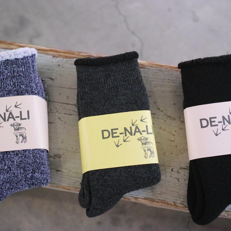 DE-NA-LI, Cashmer Suave Socks