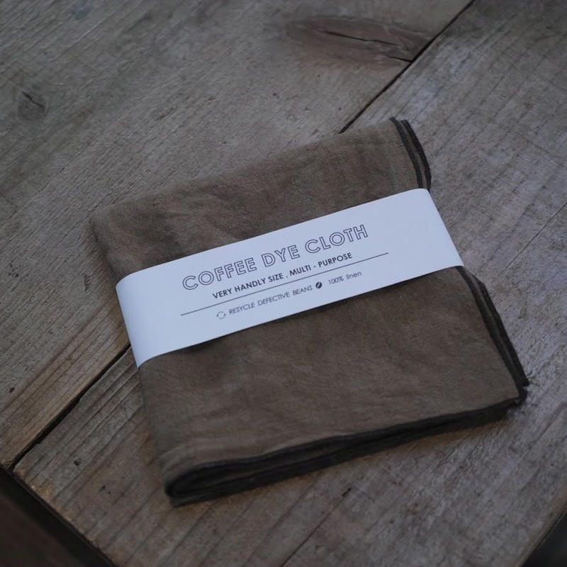 IFNI COFFEE   COFFEE DYE CLOTH