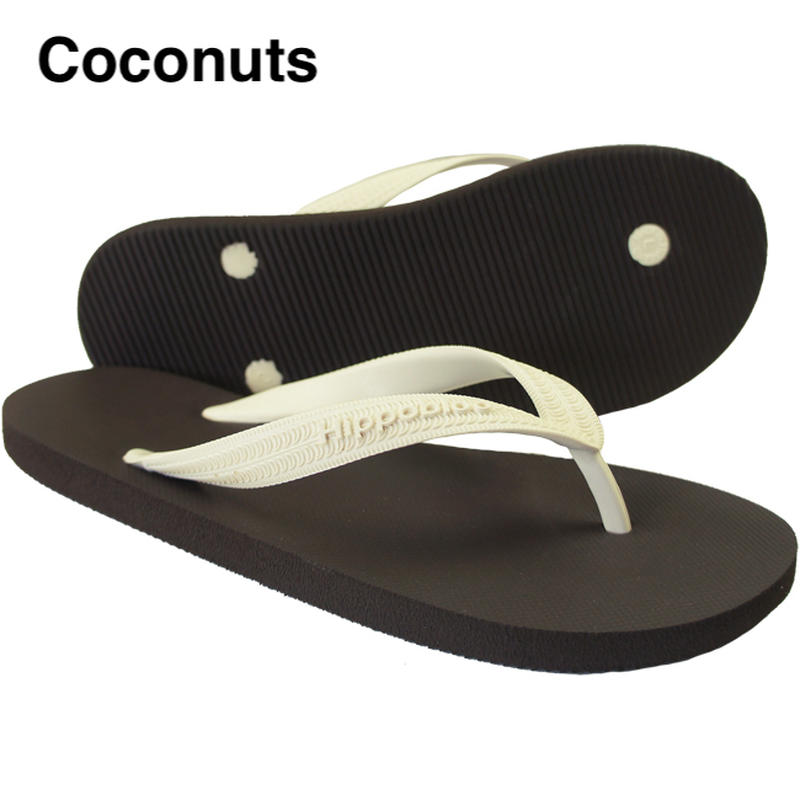 Hippobloo, ビーチサンダル, Coconuts, エンボス型