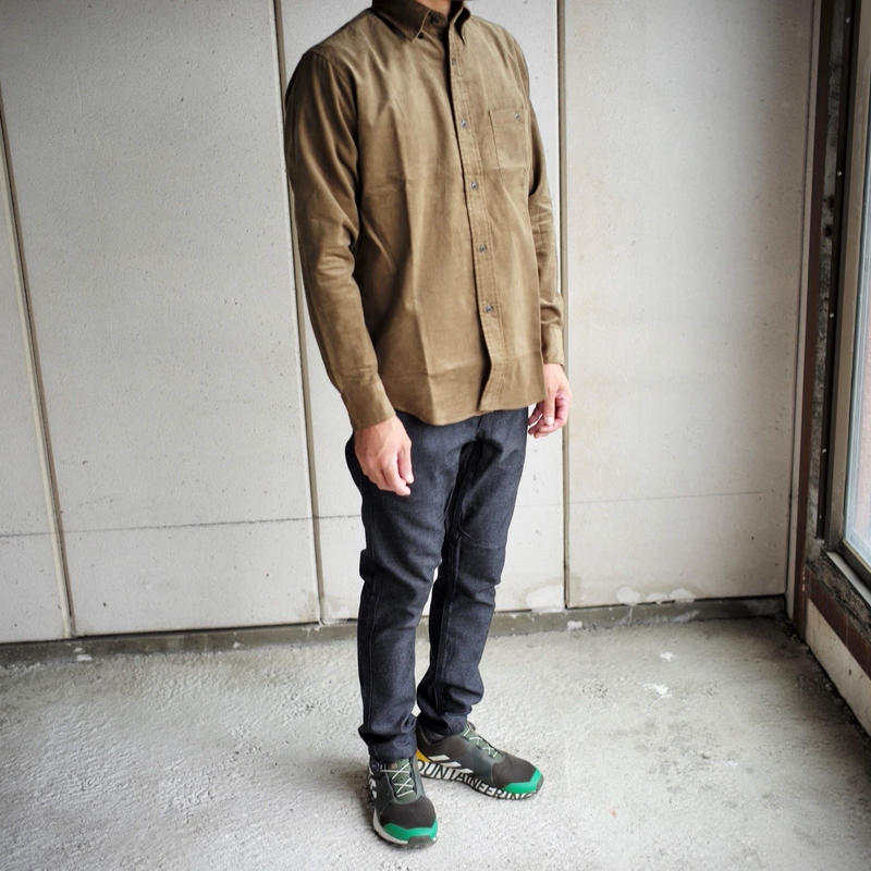 BROWN by 2-tacs, TAPERED