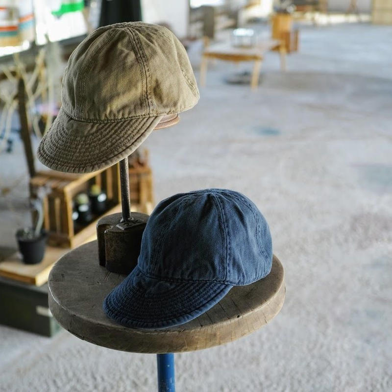 Nigel Cabourn, MECHANICS CAP