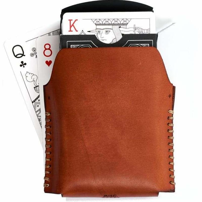 MGCO, Single Leather Case