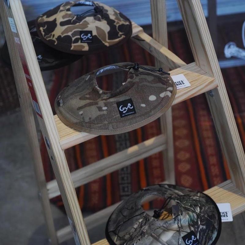 BALLISTICS INDUSTRIES×HALF TRACK PRODUCTS   Lamp Shade<Camo>