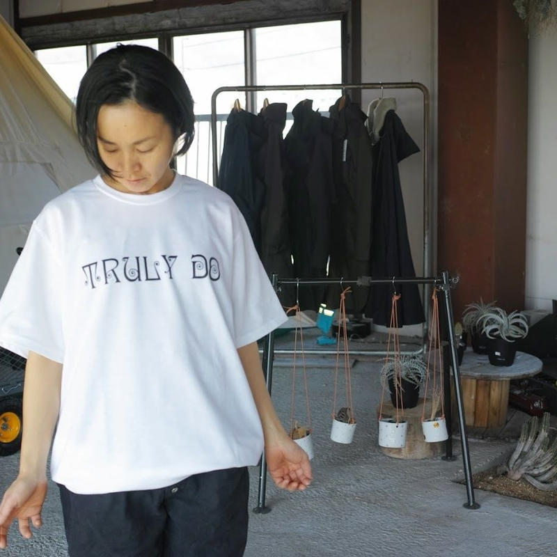 South2 West8,S/S Crew Neck Tee-TRULY DO