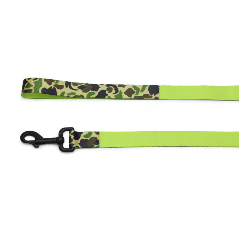 WOLFGANG DuckLime LEASH ( M size )