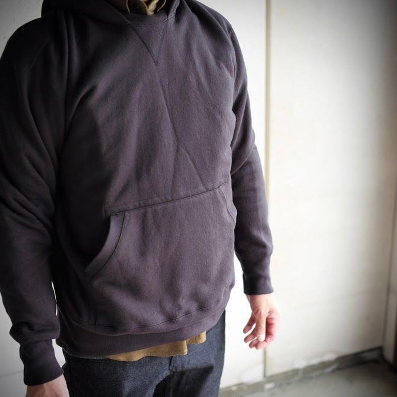BROWN by 2-tacs  GYM HOODIE