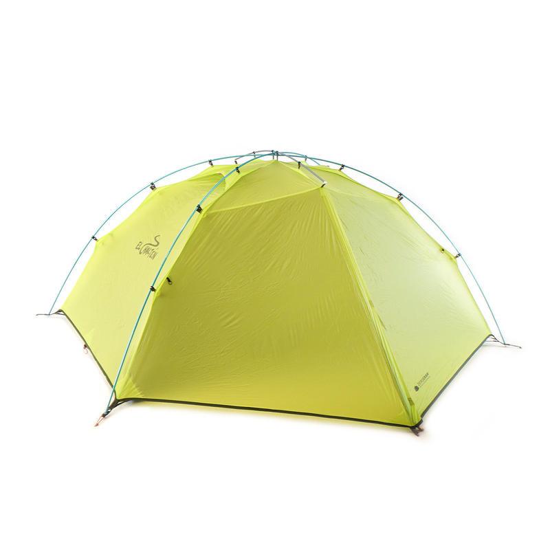 ZEROGRAM, El Chalten Tent 2P (LIME)
