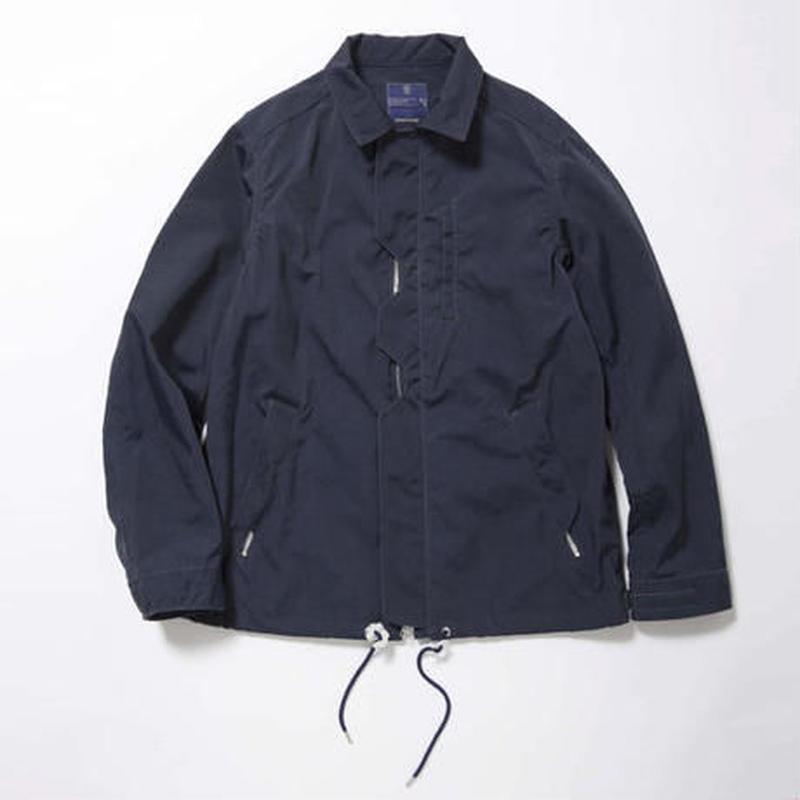 Meanswhile   Blackboard Cloth Odd Job Flap Coach Jacket