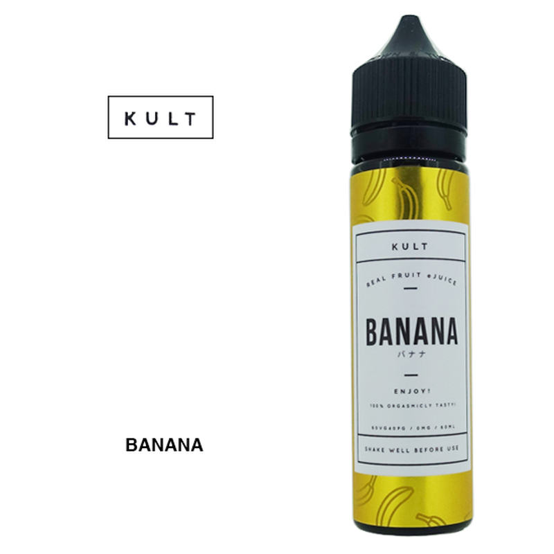 KULT / Banana 60ml