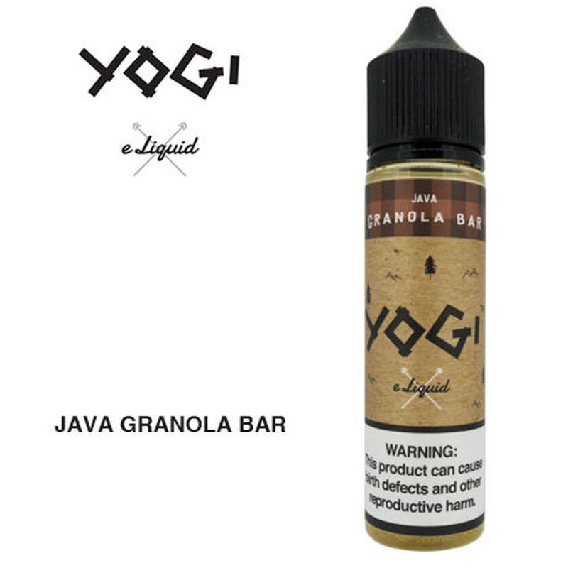 YOGI / Java Granola Bar