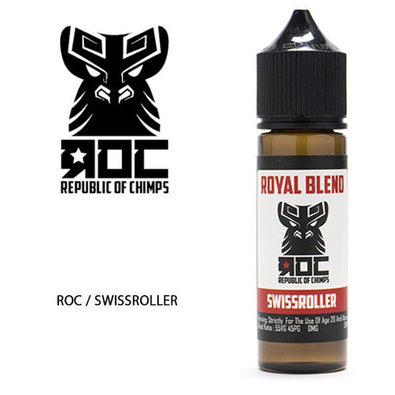 ROC / SWISS ROLLER  50ml