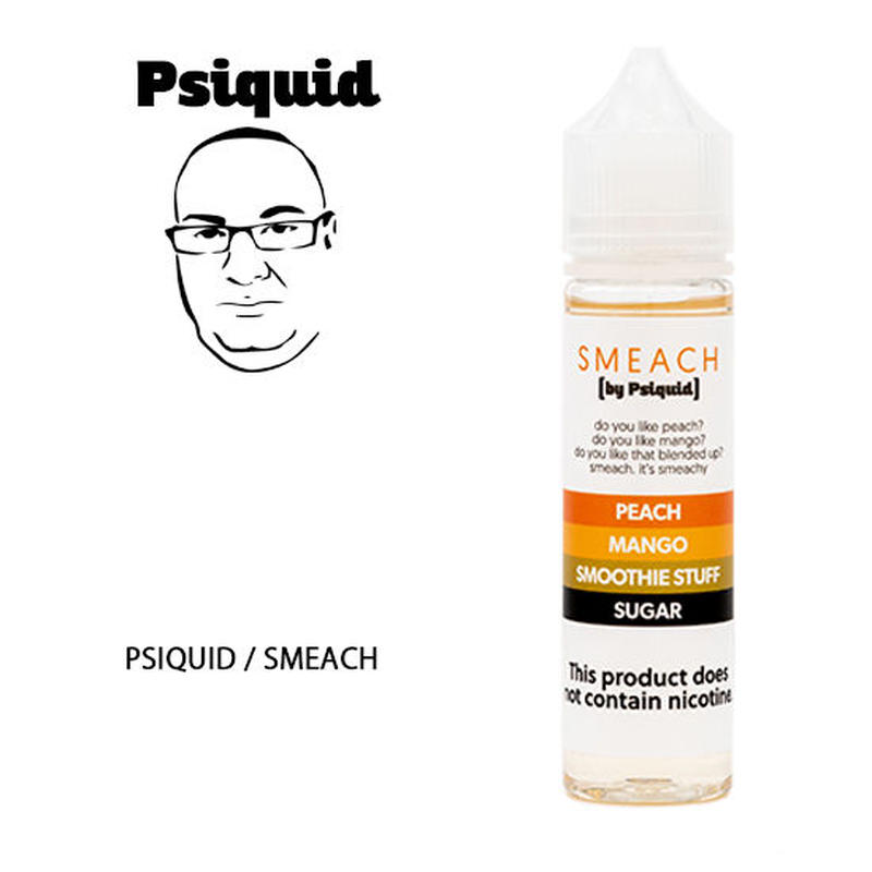PSIQUID / SMEACH  60ml