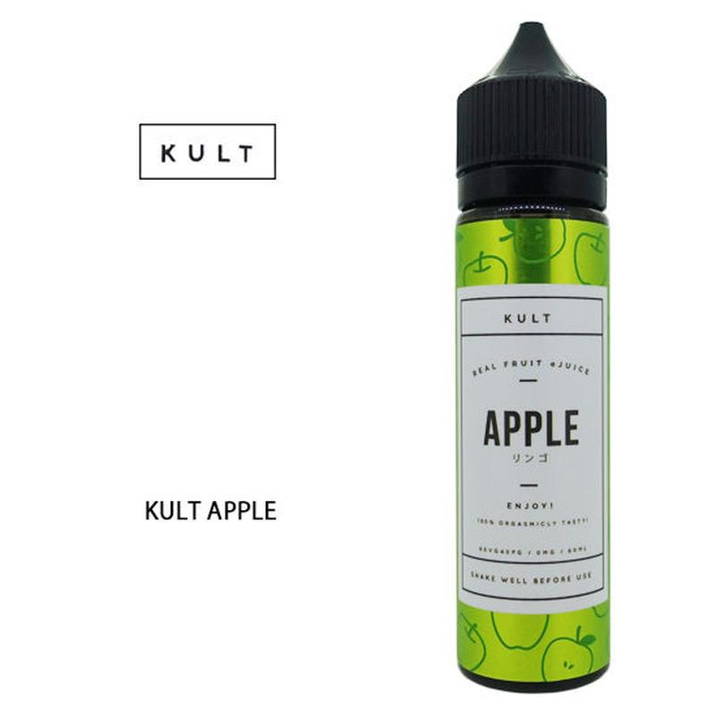 KULT / APPLE  60ml