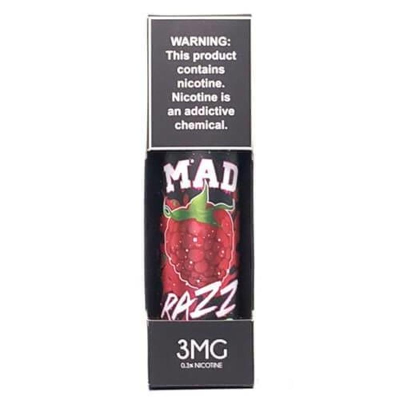 Mad Razz by Vapewell Supply 60ml