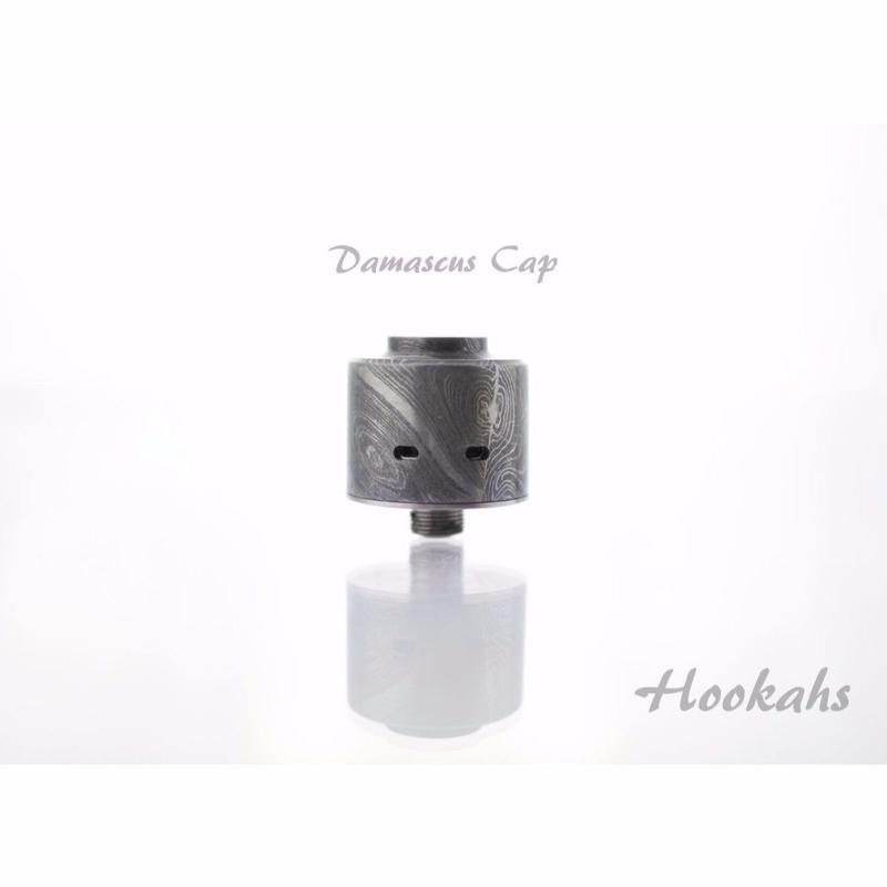 Hadaly用 Custom Damascus Cap