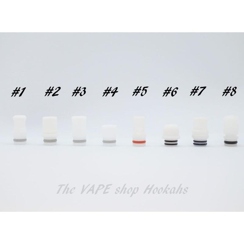 【510径】樹脂系ドリップチップ Drip tip