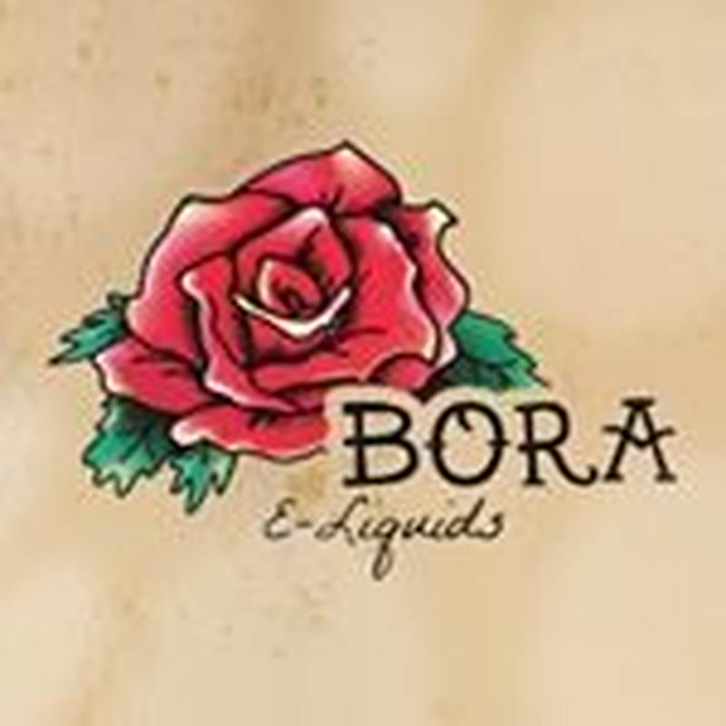 【フルーツ】【スイーツ】BORA E-Liquids  30ml  Made IN U.S.A 全4種