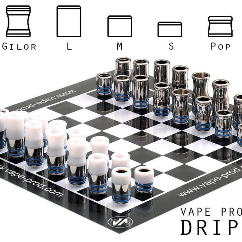 VAPE PROD  Drip Tip  Made in France