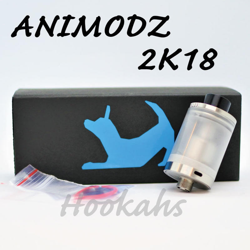 Doggystyle 2K18  RTA 22mm by Animodz