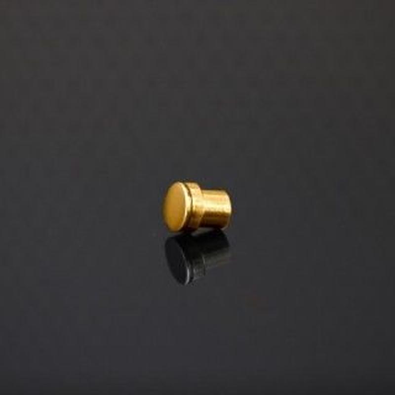 The Golden Greek Esterigon Button Head Brass Shined