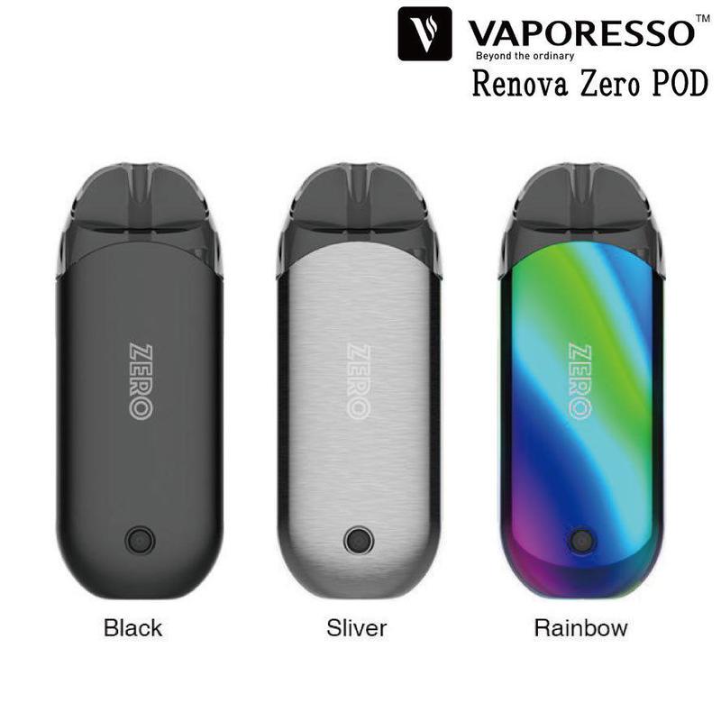 【POD型】Vaporesso Renova Zero 全4色 ポッドシステム