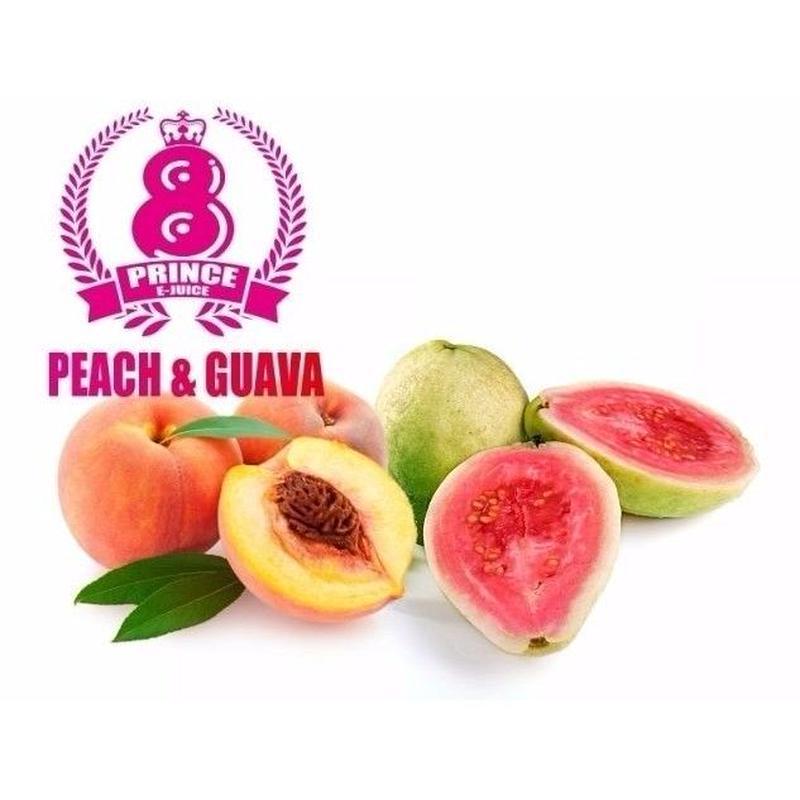 【フルーツ】国産リキッド PEACH & GUAVA(ピーチ&グァバ)30ml