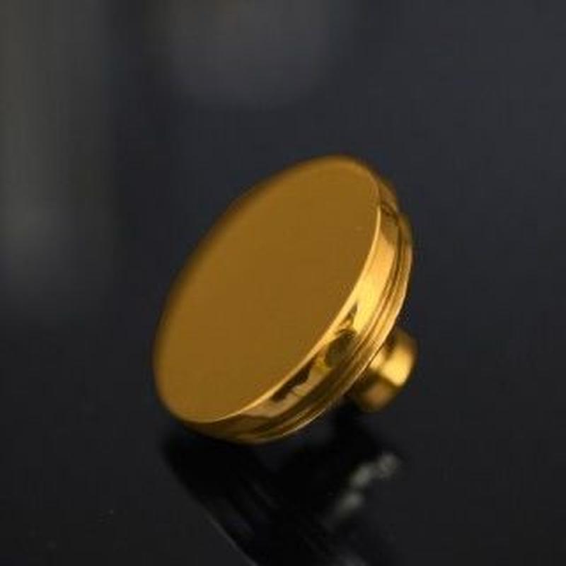 The Golden Greek Esterigon Locking Cap Brass Shined