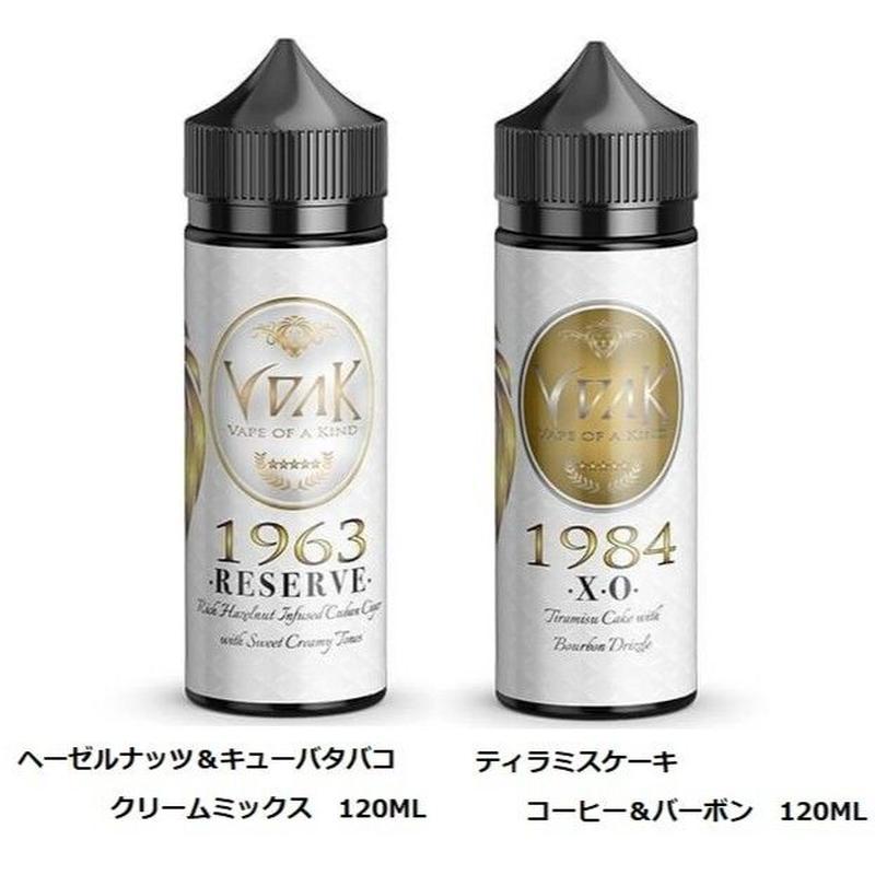 ナッツ&コーヒー♪ Vape Of A Kind 120ml
