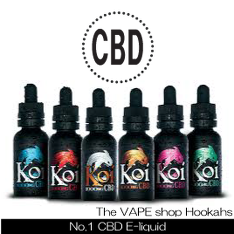 Koi CBD E-liquid 30ml