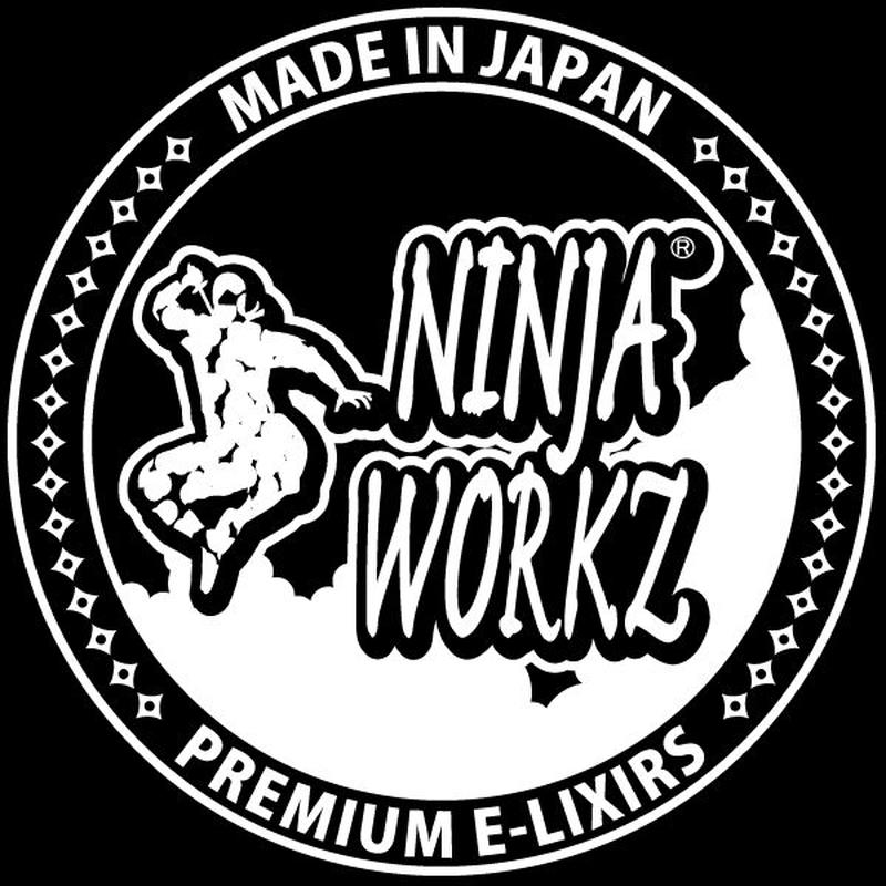 【日本製】NINJA WORKZ premium E-lixirs 30mL 【J001-009】