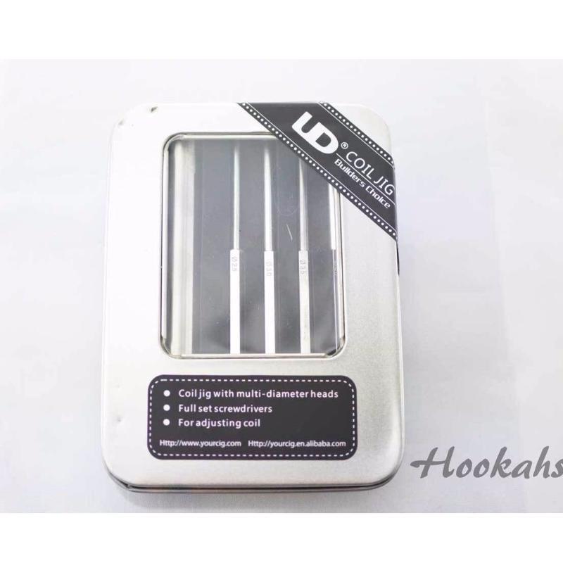 UD オールインワンコイルジグ Φ2.5~Φ4.0mm 手巻きコイル用品