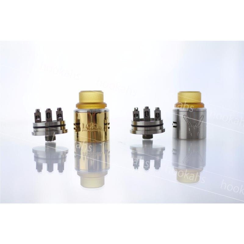 Loki RDA  22mm by VapeTalk Concepts