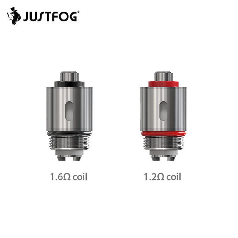 【交換用コイル】JUSTFOG Q14/Q16 Coil 5個入り  2種類