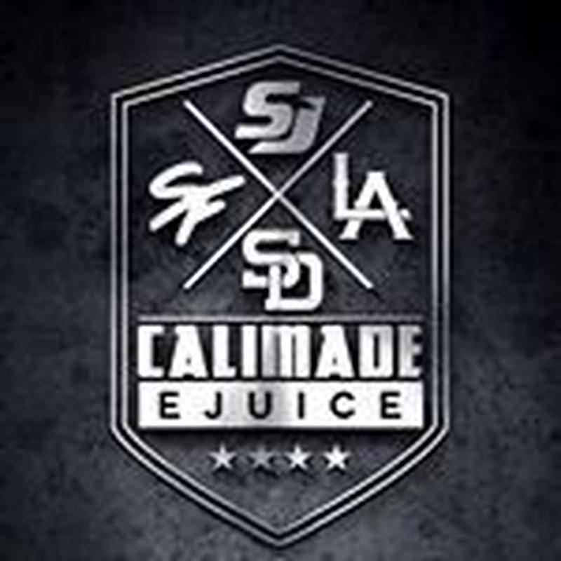 【フルーツ】【スイーツ】Cali Made e Juice   30ml  Made in U.S.A 全4種