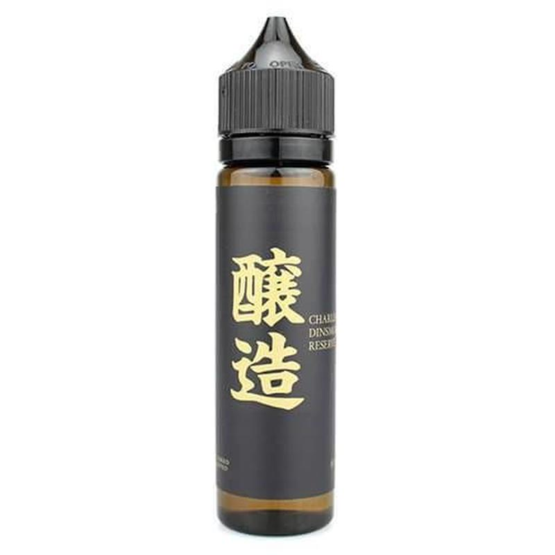 【タバコ】醸造 CHARLES DINSMORE RESERVE BY FU MAN BREWS EJUICE 60ml(J107-1)