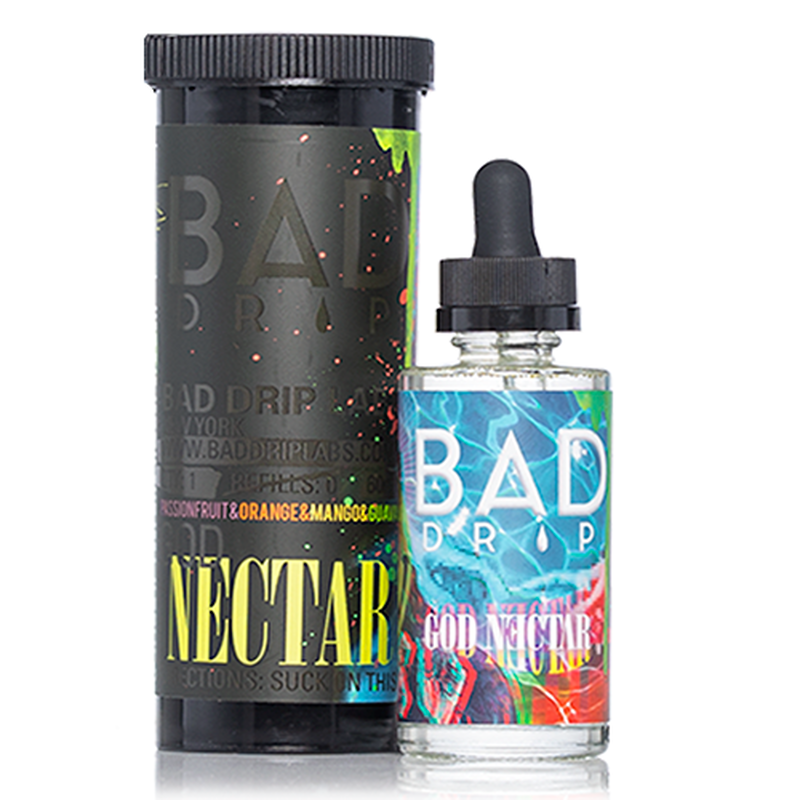 パッションリキッド!God Nectar by Bad Drip E-Juice 60ml