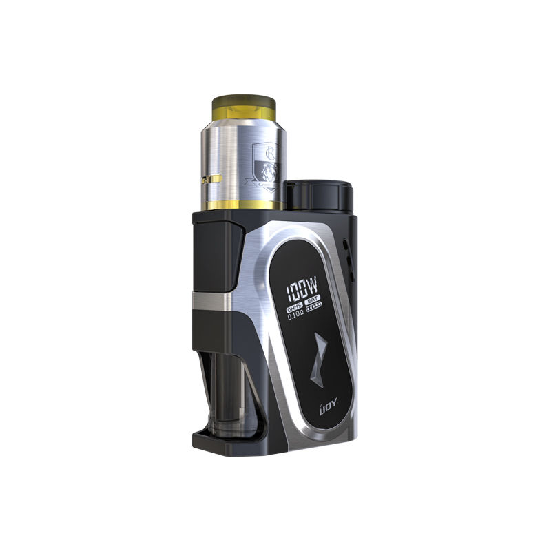 iJOY CAPO Squonker テクニカルスコンカー 20700sizeバッテリー付(S11)