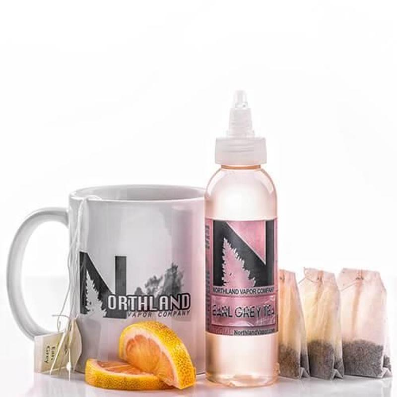 【紅茶】NORTHLAND VAPOR EARL GREY TEA 120ML