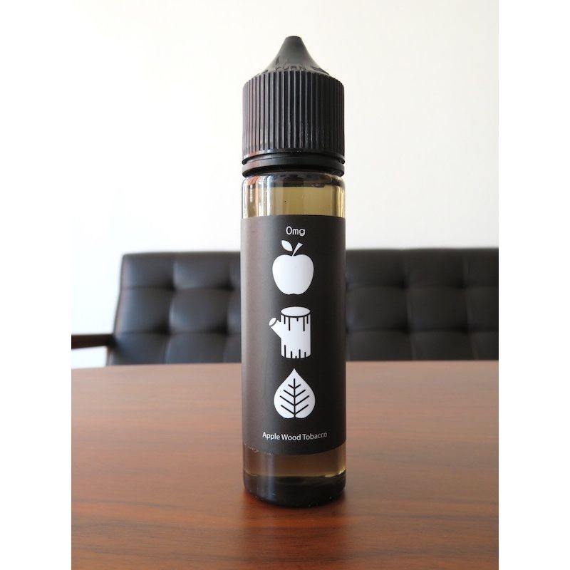 Apple Wood Tobacco by Refined Vapor