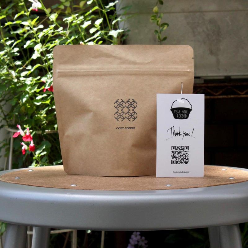 【代引き・メーカー直送】音楽付きドリップバッグコーヒー「グアテマラ・エスペシャル」