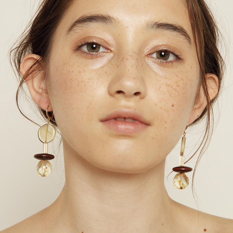 Beads earring/pierce  ビーズイヤリング/ピアス