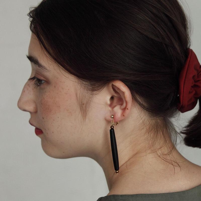 LINE EARRINGS  ラインピアス/イヤリング