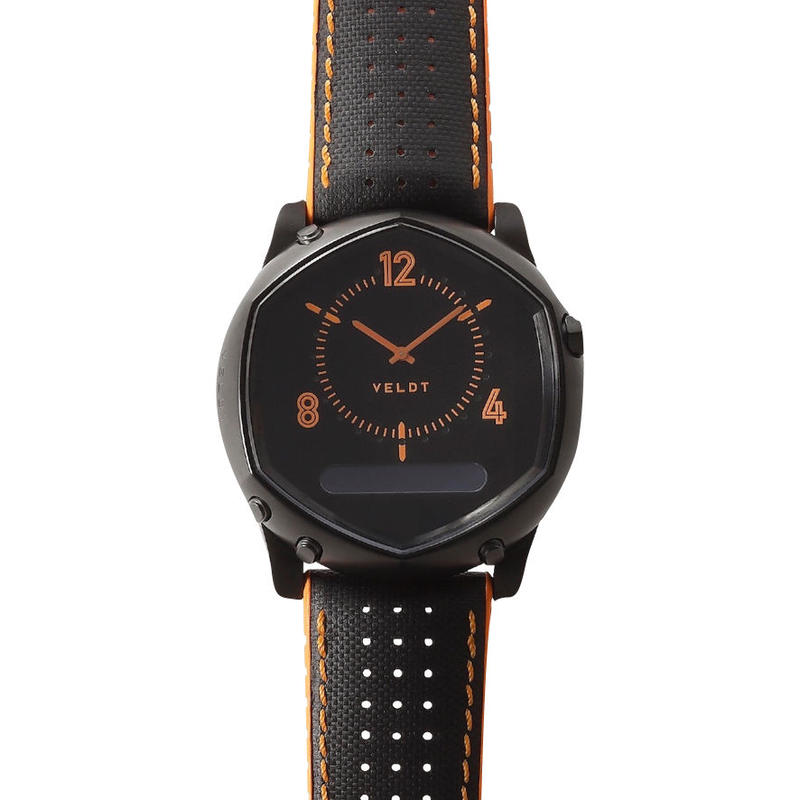 [SERENDIPITY] Model RX Black Horse - Orange